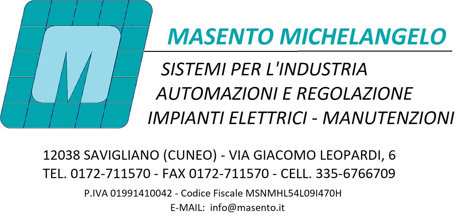 MASENTO MICHELANGELO